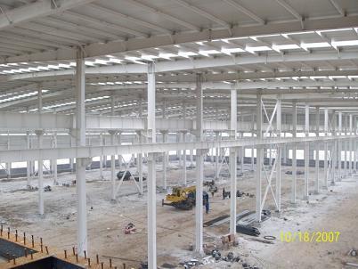 福耀玻璃厂_北京福耀玻璃厂生产车间